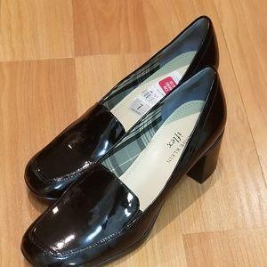 Anne Klein Shoes - ANNE KLEIN Patent Loafers